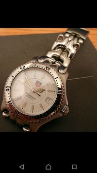 Tag Heuer Sel Link Mens Watch  Toronto, M6L 1A4