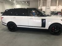 Land Rover - Range Rover - 2015 Temple Hills