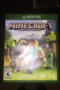 Minecraft for the Xbox one  Toronto, M3H 1T8