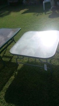 Patio side  table 1