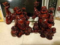pair of 2 buddha  Beaumont, T4X 0A1