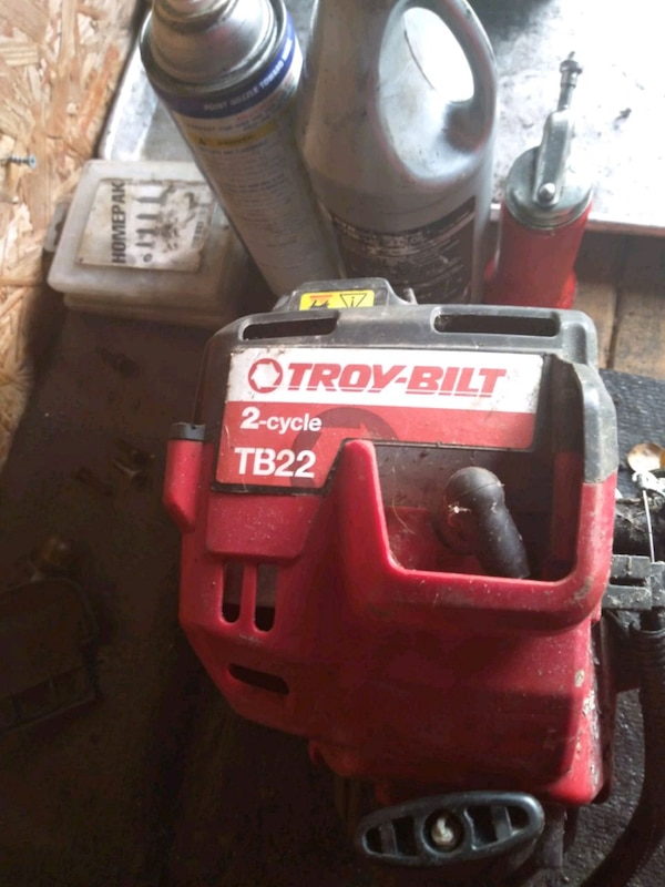 Troy built curve shaft weed eater 0