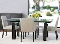 Extendable Glass Dining Table  Tampa, 33618