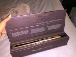 Almost Famous professional hair straightener