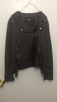 dark brown leather jacket Mississauga, L5K 2C7