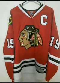 Jonathan Toews Chicago Blackhawks Jersey  Mississauga, L5L 3M1