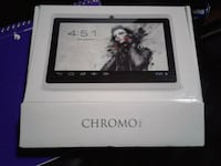 Android tablet Chromo INC