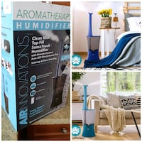 Air Innovations AROMATHERAPY Humidifer  Brampton