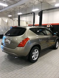 2004 Nissan Murano SE AWD AT Silver Spring