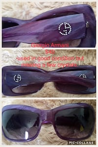 Authentic Armani Sunglasses  Calgary, T3K 4E1
