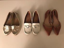 Women's Size 6.5 Assorted Flats