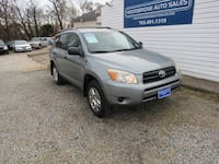 2008 Toyota RAV4 FWD 4dr 4-cyl 4-Spd AT Woodbridge