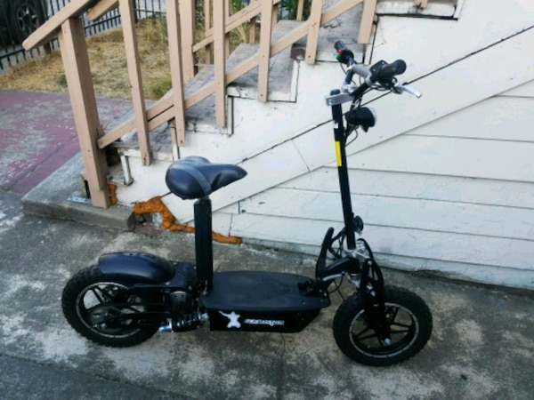 Used Fast Electric Scooter For Sale In Oakland Letgo