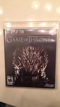 Game Of Thrones PS3 game Alexandria, 22304