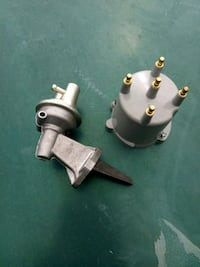 Mechanical fule pump an a cap for distributor Custer, 98240