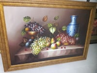 green and brown fruit painting Miami, 33172