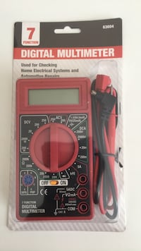 Digital multimeter brand new Rockville, 20852