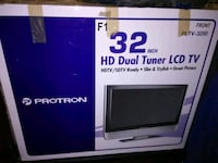 Protron 32 inch TV with HDMI port