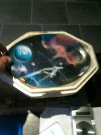 Star trek hamillton collection plate Houma