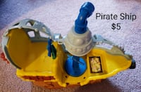 Pirate Ship - $5 Toronto, M9B 6C4