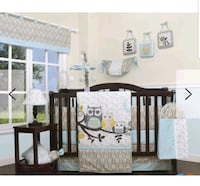 brown wooden bed frame with text overlay Modesto, 95354