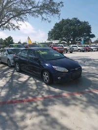 2012 Ford Focus Sedan SE Houston