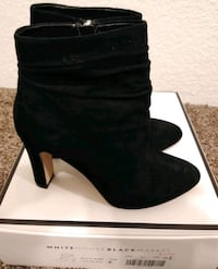 White House Black Label suede boots  Merced, 95340