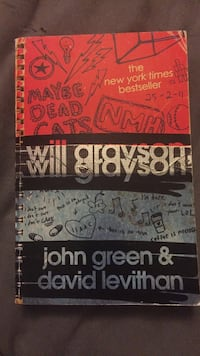Will Grayson by John Green and David Levithan