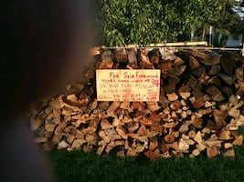 Firewood facecord