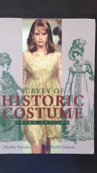 Survey of Historic Costume  548 km