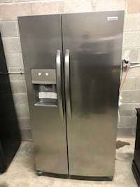FRIGIDAIRE STAINLESS STEEL (works good but shows CODE PO on display) Albuquerque, 87121