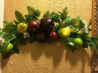 Apple and Pear fruit home decor