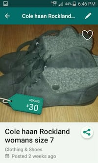 Cole haan Rockland boots
