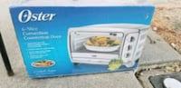 BRAND NEW Oster 6 slice convection countertop oven Antelope