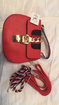 red   handbag Ashburn, 20147