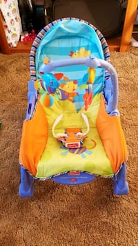 Baby Rocker + Fisher Price