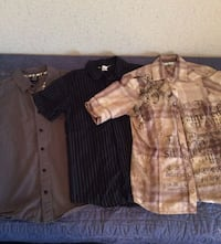 3 Boy's Shirts for 9  Riverdale