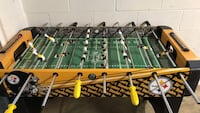 Good condition foosball table (price is negotiable) Fairfax, 22032