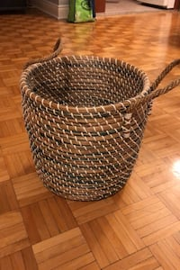 Wicker Basket Mont-Royal, H3N