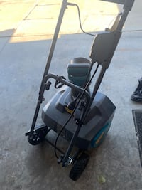 """16"""" Electric snowthrower"""