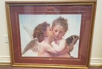 NEW PRICE!!! Beautiful Angel Picture.  Vaughan