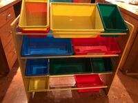 Assorted Toy organizer great deal price is price Mississauga, L5V