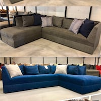Sectional sofa couch  Boca Raton, 33431