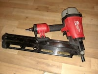 red and black Milwaukee power tool Welland, L3B 1R2