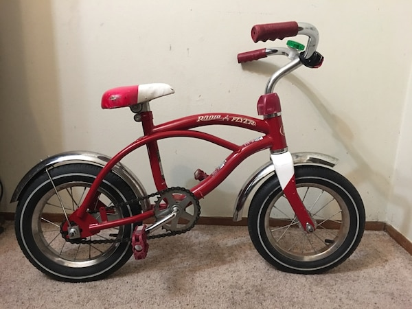 Radio Flyer Bike >> Used Radio Flyer Classic Bicycle For Sale In South San Francisco Letgo