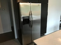 Frigidaire Gallery Stainless Steel Refrigerator  Mission, V4S 1E5