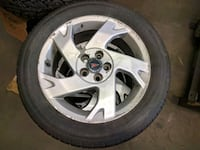 Winter tires and alloy wheels East Gwillimbury, L0G 1V0