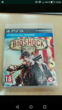 Caso de juego Bioshock Infinite PS3 Madrid, 28830