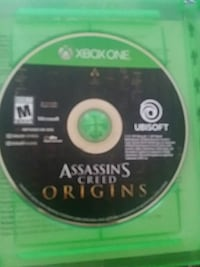 Xbox One Call of Duty Ghosts game disc Knoxville, 37912