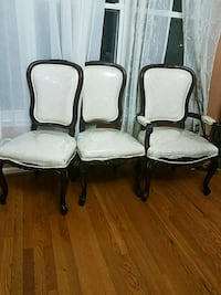 8 cherry wood dining chair $40each Bowie, 20720